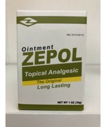 The Original ZEPOL Ointment Topical Analgesic, 1 oz - $6.43