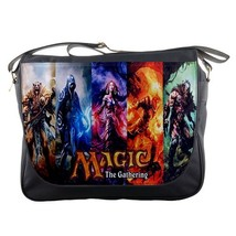 Messenger Bag Magic The Gathering Popular Card Game Online Video Game Anime Movi - $30.00