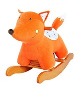 labebe - Baby Rocking Horse, Kid Ride On Toy, Child Riding Toy, Fox Ridi... - $72.26