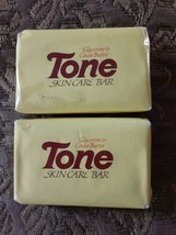 2 Sample Bars Vintage Tone Soap, HOTEL/TRAVEL Size - $9.90