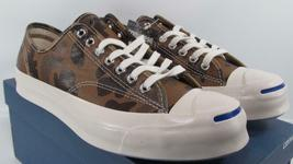 Converse Jack Purcell Signature Ox SAND DUNE CAMO Waxed Nylon 151457C (7 MEN) image 6