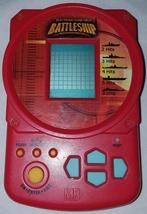 ELECTRONIC HAND HELD BATTLESHIP  2002 HASBRO  04633 - $11.26