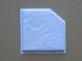 "6 Slate Texture Tile Molds Make 100s of 12""x12"" Floor, Wall or Patio Paver Tiles image 3"