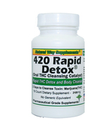 420 Rapid Detox, Supports The Removal of 420 Related Chemicals in 48 Hours - $19.95