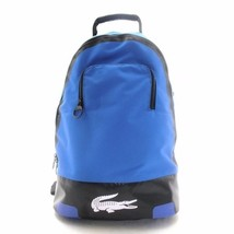 LACOSTE Backpack in Imperial Blue NH0508CH BNWT - $119.75