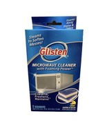 Glisten Microwave Cleaner with Foaming Power, Cleans Refreshens Maintain... - $14.84
