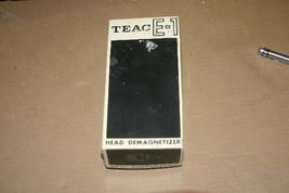 Teac E-1  Reel/Tape Deck Head Demagnetizer  for A-3340S E1 - $68.55