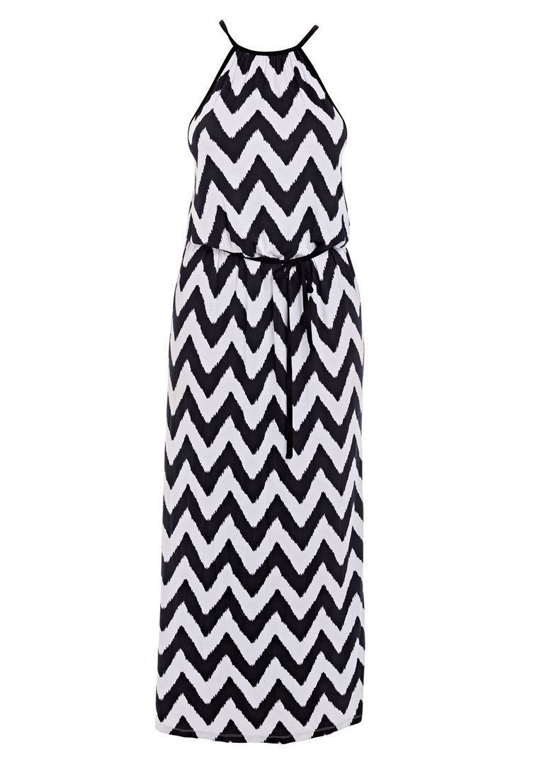 Primary image for Freya Making Waves AS2946 Beach Maxi Dress Black (BLK) CS