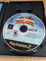 Sony PS2 Power Rangers: Dino Thunder image 3