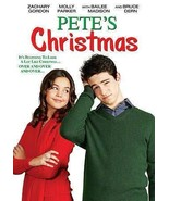 Pete's Christmas DVD + VUDU Digital Copy (2013) Zachary Gordon, Molly Pa... - $13.45