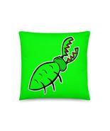 Chompy The Japanese Rhino Stag Beetle Bug Cushion Pillow - $28.50+
