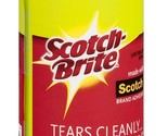 Scotch-Brite Lint Roller Refill Roll 56 ea Pack of 3