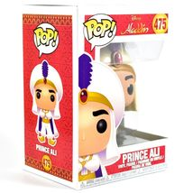 Funko Pop! Disney Aladdin Prince Ali #475 Vinyl Action Figure IN STOCK NIB image 5