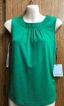 Calvin Klein ladies Petite Small Top NWT - $26.00