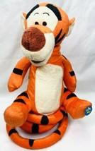 Disney Bouncing Tigger Electronic Singing Animated Plush Toy *Tested & Working* - $27.69