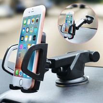 360° Mount Holder Car Windshield Stand For Mobile Cell Phone GPS iPhone ... - $10.75