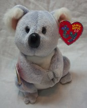 "TY 2.0 CUTE GRAY AUSSIE THE KOALA BEAR 5"" Plush Stuffed Animal NEW - $15.35"