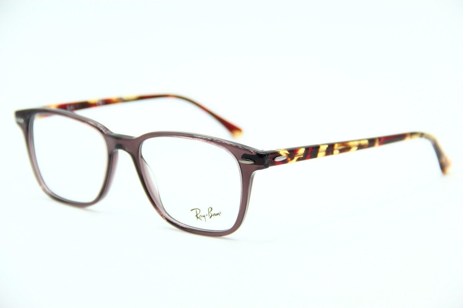 bdddd4ce730 New RAY-BAN Rb 7119 8023 Havana Eyeglasses and 50 similar items. 57