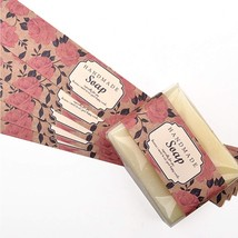 Wrap Paper Labels Soap Packaging - Materials homemade soap packaging for... - $10.22