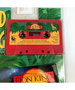 Disney Read Along The Lion King Book Cassette Tape 1994 Sealed Audiobook... - $29.31