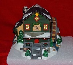 DEPT 56 SNOW VILLAGE ROCK CREEK MILL HOUSE IN BOX 54932 - $28.42