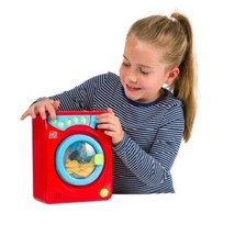 My First Washing Machine Playset Real Working Water Pretend Kids Toy - $41.45