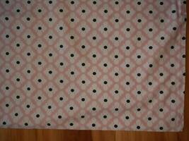 Pottery Barn Kids Pair Standard Pillow Shams Pink White Blue Flowers 100% Cotton - $16.78