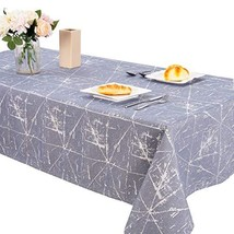 PALADY Nordic Yarn-Dyed Jacquard Triangle Pattern Tablecloth for Rectangle/Oblon