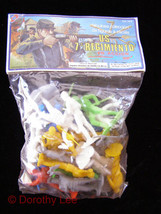 7th Regiment Marx Play Set Toy Soldiers New - $24.99