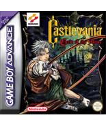 Castlevania: Circle of the Moon (Nintendo Game Boy Advance, 2001) - $14.99