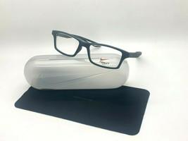 New Nike 4281 024 Dark Grey Optical Eyeglasses 52-16-140MM /CASE &Cloth - $58.16