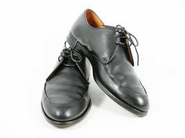 Winthrop Men's Dress Shoes Black Leather Oxford Lace Up 9.5 B - $36.66
