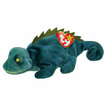 Ty Beanie Baby Collection 1997 6th Generation Iggy Seen With Hang Tag 5g - $5.83