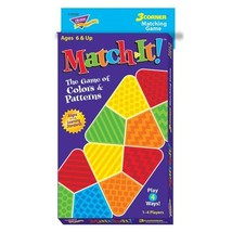 Match It!  The Game of Colors & Patterns - $7.99