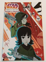 Star Wars Forces of Destiny Rose & Paige #1A (2018) High Grade Collectib... - $4.99