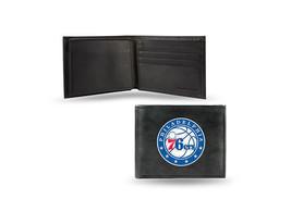 NBA Philadelphia 76ers Embroidered Billfold / Wallet - $33.31