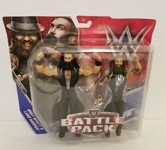 WWE Mattel Battle Pack Series 47 - Bray Wyatt & Luke Harper Action Figure - $22.43