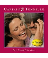 Captain and Tennille Ultimate Collection: The Complete Hits Audio CD 22 ... - $13.65