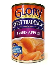 Glory Foods Fried Apples   14.5 Ounce   3 - Pack   Sweet Traditions