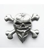 Men Belt Buckle Skull Masks Belt Buckle Gürtelschnalle Boucle de ceinture - $8.39