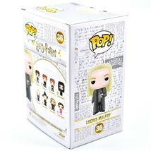 Funko Pop! Harry Potter Lucius Malfoy #36 Vinyl Action Figure NIB image 4