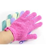 Bath Gloves Shower Exfoliate Face Body Mitt - $1.99