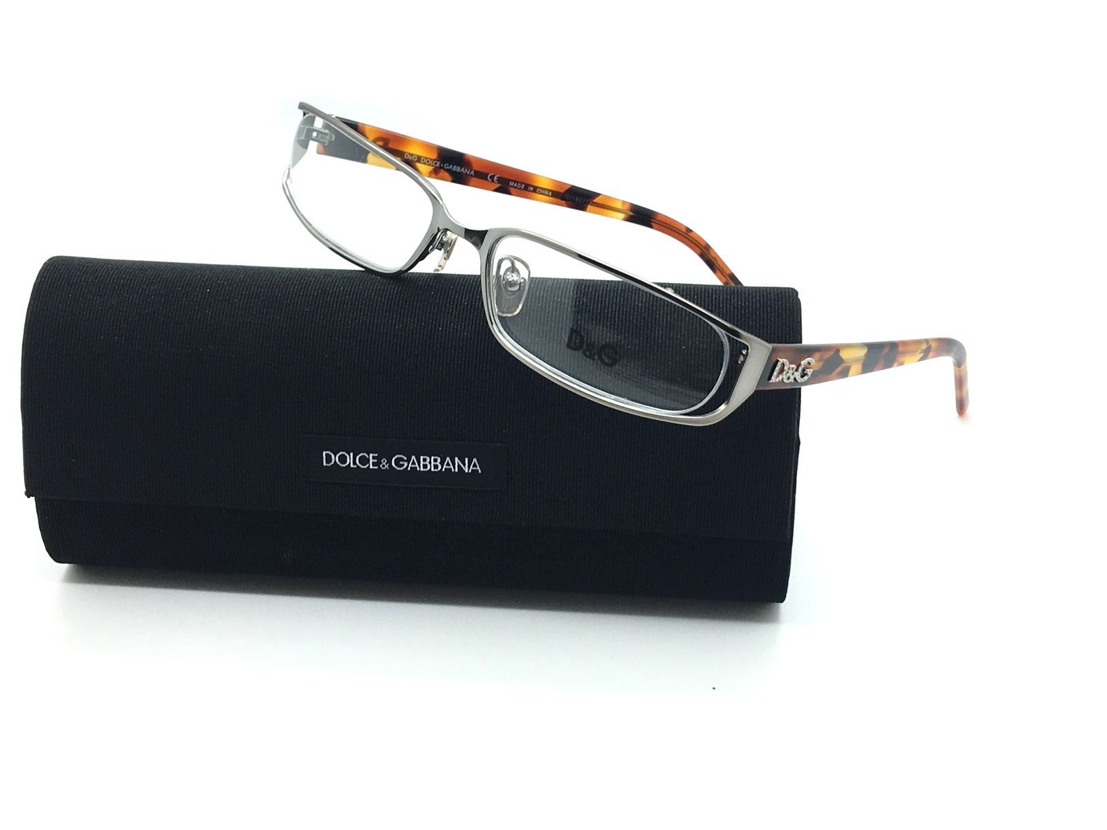 0635bd18c6c8 Dolce   Gabbana Women Silver Rectangular and 43 similar items. S l1600