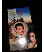 GROUNDHOG DAY (VHS) Brand New Factory Sealed - 1993 - $22.50