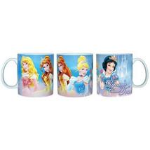 Walt Disney's Princesses Images Dreams Come True 14 oz Ceramic Mug, NEW UNUSED - $12.59