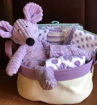 Maddie Mouse Baby Gift Basket - $69.00