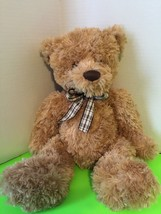 Retired Russ Berrie Sprigg Teddy Bear Plush Stuffed Animal Collectible Gift - $28.05