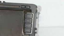Volkswagen Golf Jetta CC EOS CD Satellite Player Radio Stereo 3co-035-684 image 3