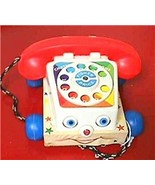Fisher Price Chatter Telephone - $5.00