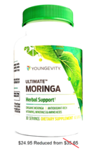 Youngevity Sirius Moringa Capsules Ultimate 60 capsules - $24.03